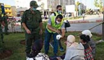 Béni Mellal : Les médecins dentistes prêtent main-forte aux autorités dans les opérations de prévention contre la Covid-19