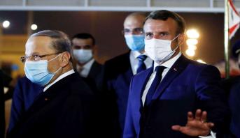 """زيارة ماكرون الثانية إلى لبنان...""""محطة فيروزية"""" بارزة، والطبقة السياسية توافق على تشكيل حكومة خلال أسبوعين"""
