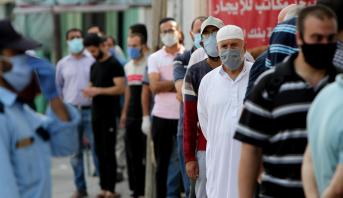 روبرتاج.. عودة شبح فيروس كورونا إلى قطاع غزة المحاصر