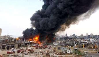 Liban: suspension de l'enquête sur l'explosion au port de Beyrouth