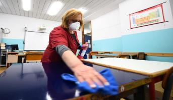 Italie... Les écoles rouvrent officiellement leurs portes