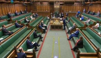 Le parlement britannique examine le projet de loi révisant certaines dispositions de l'accord sur le Brexit