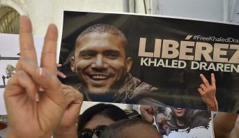 مراسلون بلا حدود تستنكر الحكم الصادر في حق الصحافي الجزائري خالد درارني