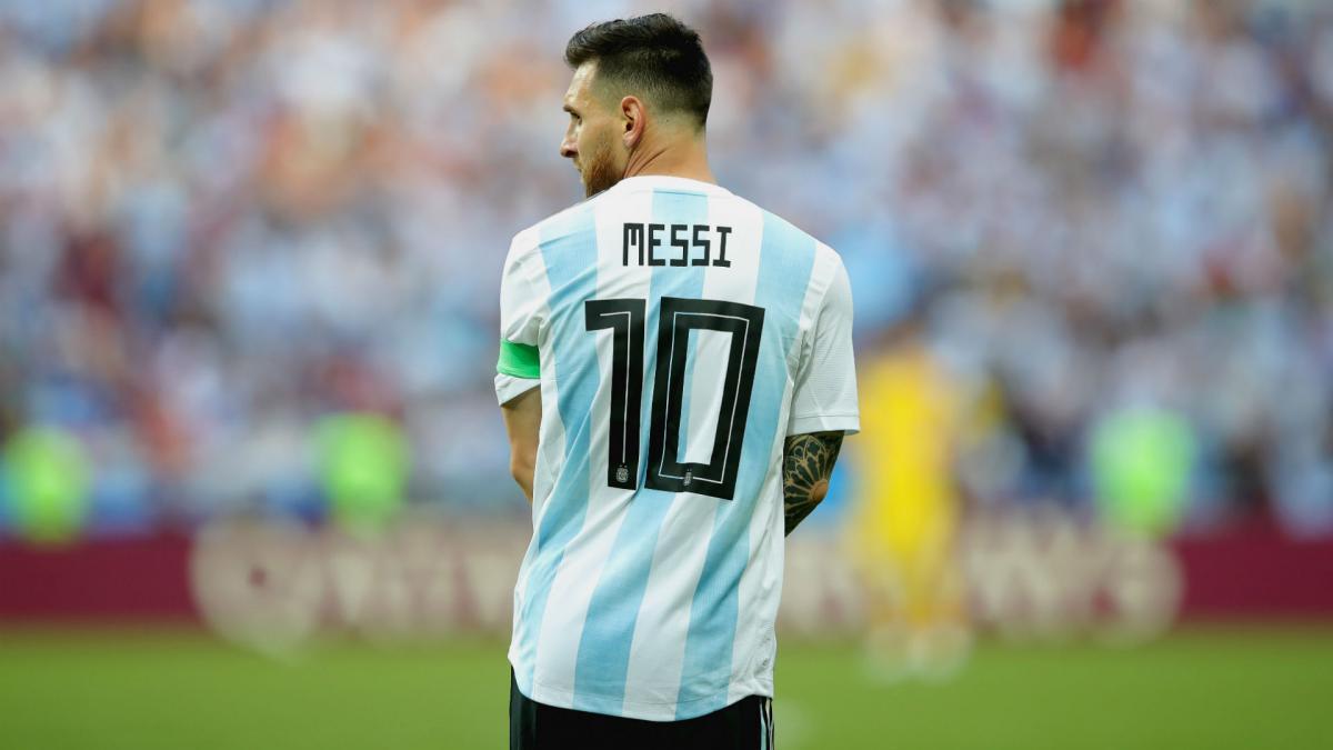 مونديال 2022 ..ميسي يقود تشكيلة الأرجنتين في التصفيات