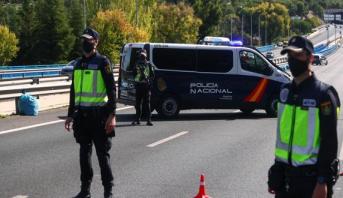 Les Madrilènes appelés à limiter leurs déplacements