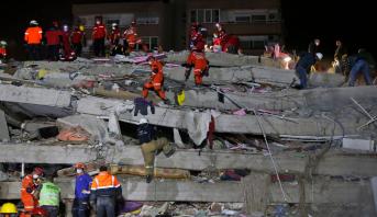 زلزال تركيا..تلاشي الأمل في العثور على ناجين