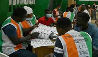 Tensions en Côte d'Ivoire au lendemain d'une présidentielle contestée