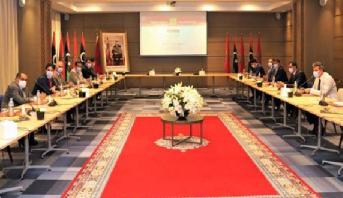 بوزنيقة.. طرفا الحوار الليبي يعقدان جلسة تشاورية لإنجاح الحوار السياسي الليبي المرتقب عقده في تونس