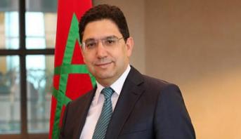 بوريطة: جلسات الحوار الليبي بالمغرب أطلقت دينامية إيجابية وتفاؤلا كبيرا بالتوصل إلى حل للأزمة
