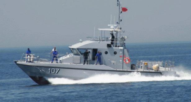 La Marine Royale porte secours à 100 candidats à la migration clandestine