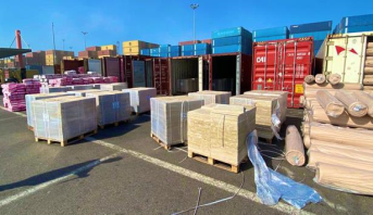 Port de Casablanca: mise en échec d'une tentative de trafic de 2 tonnes et 360 kg de chira