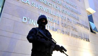 """Démantèlement d'une cellule terroriste affiliée à """"daech"""" s'activant à Inzegane et Ait Melloul"""