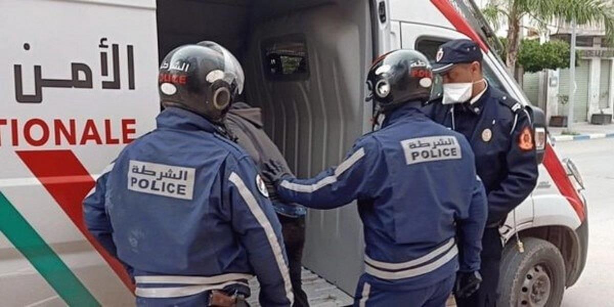 """البيضاء .. توقيف 13 شخصا من """"الألتراس"""" يشتبه تورطهم في أعمال تخريب ورشق القوات العمومية بالحجارة"""