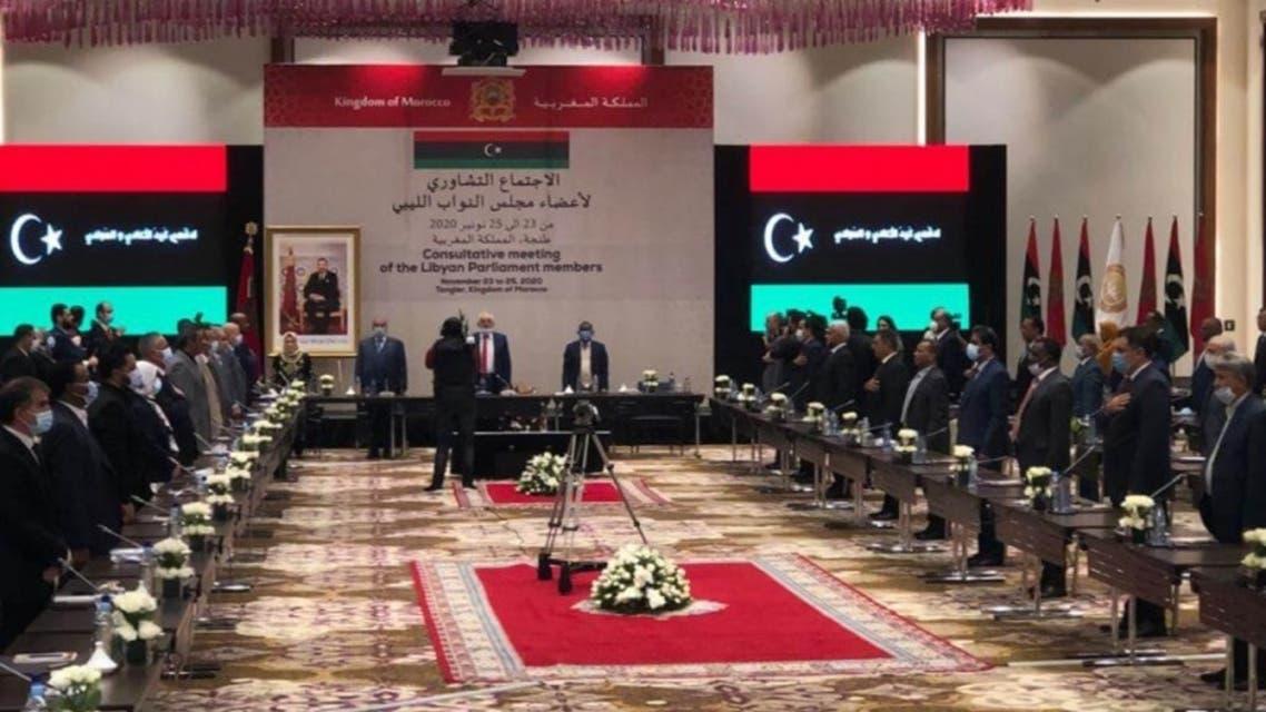مسارات المغرب لحلحلة الجمود في الأزمة الليبية: محطة طنجة