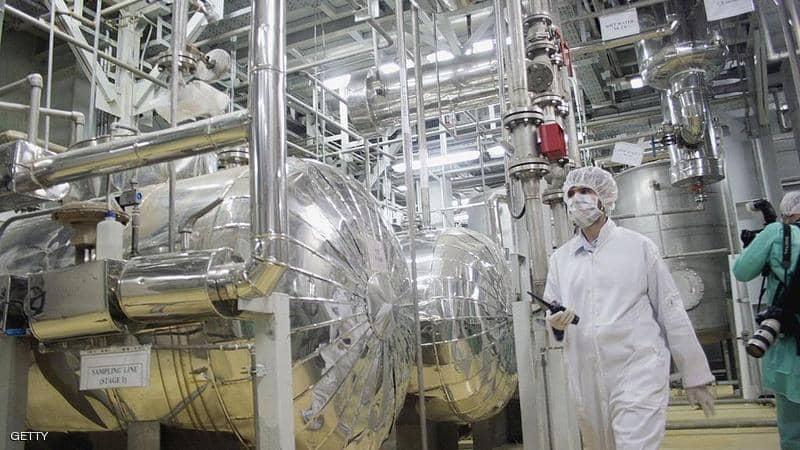 """موسكو تدعو إيران إلى """"ضبط النفس"""" بعد إنتاجها يورانيوم معدنيا"""