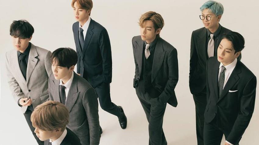 """إنجازات متتالية لفرقة """"بي تي اس"""" الكورية الجنوبية في تصنيف """"بيلبورد"""" الأميركي"""