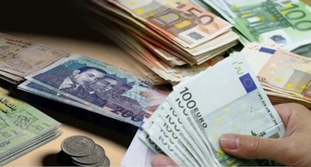 أسعار صرف العملات الأجنبية مقابل الدرهم (الثلاثاء 9 فبراير)