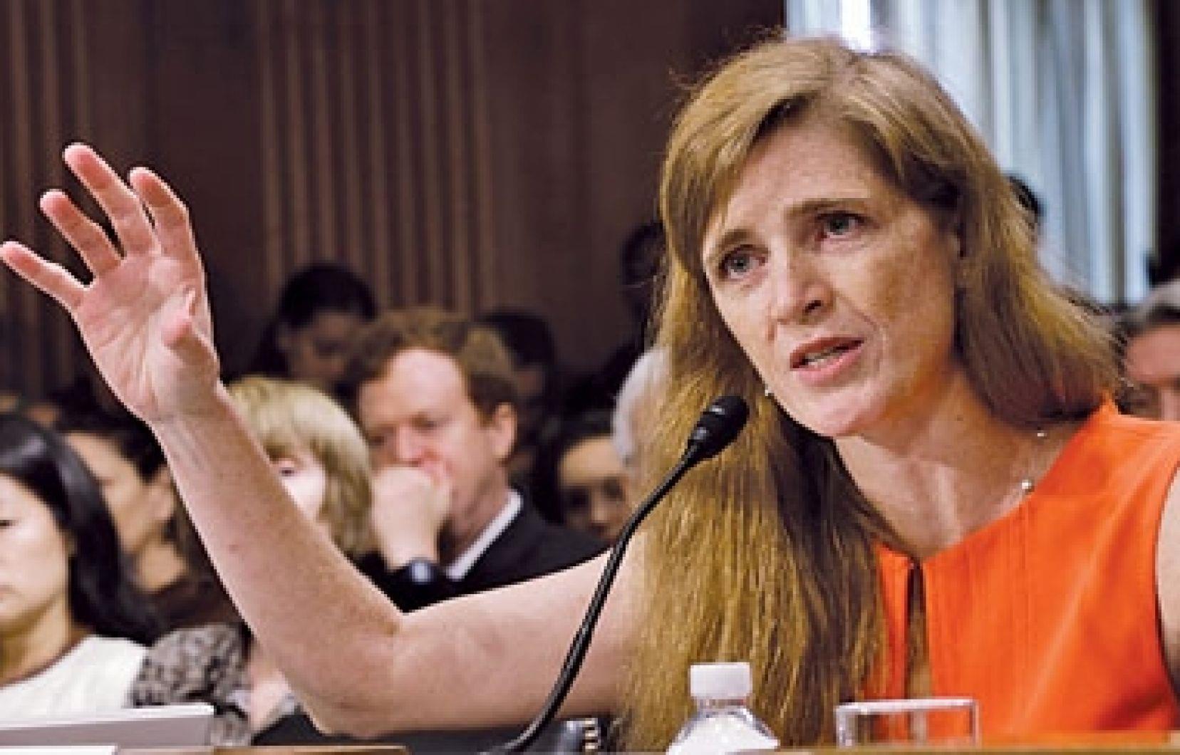 بايدن يعين السفيرة السابقة سامانثا باور مديرة للوكالة الأمريكية للتنمية الدولية