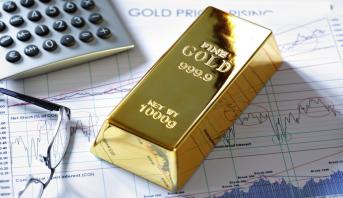 ارتفاع أسعار الذهب عالميا من أدنى مستوى في سبعة أسابيع