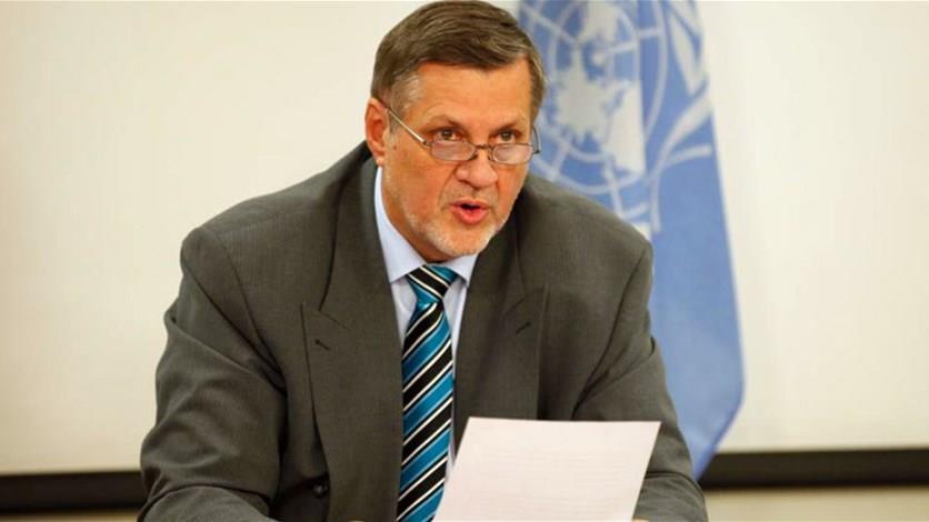 تعيين السلوفاكي يان كوبيش رئيسا لبعثة الأمم المتحدة في ليبيا
