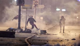 اضرابات ليلية في تونس بعد أيام على الذكرى العاشرة للثورة (مادة صوتية)