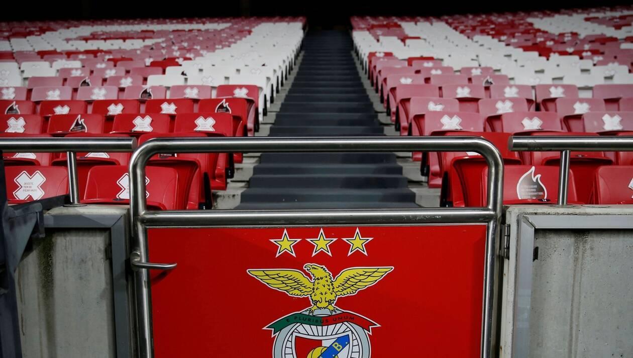 نادي بنفيكا يعلن عن ثبوت 17 حالة إصابة بكورونا في صفوفه