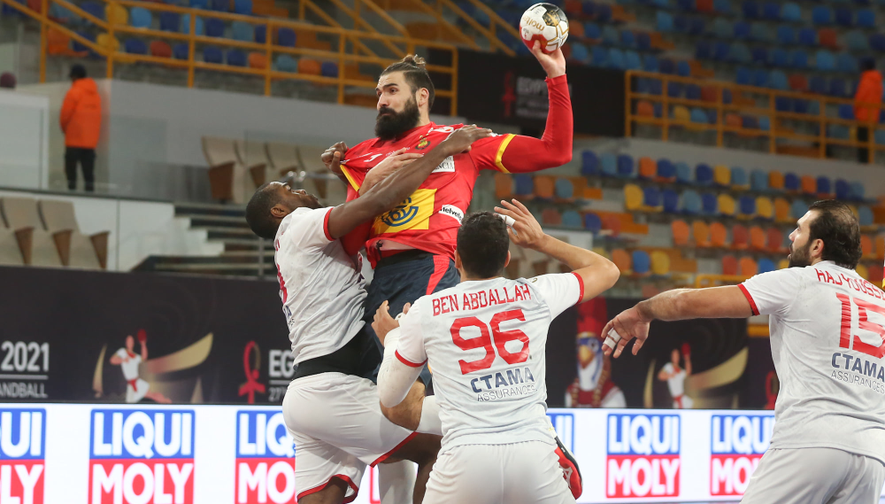 مونديال اليد 2021: البحرين تخطف بطاقة التأهل وتونس تودّع