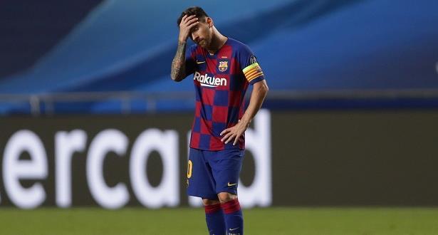 لجنة المسابقات بالاتحاد الاسباني لكرة القدم تقرر إيقاف ليونيل ميسي لمبارتين