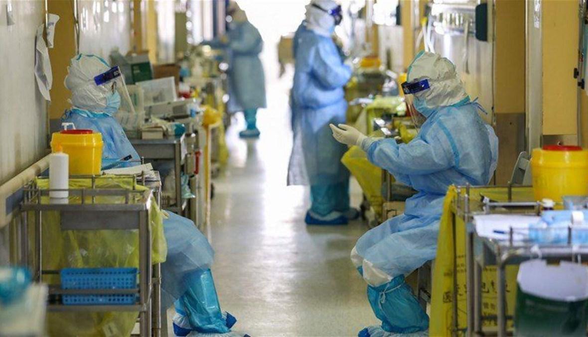 """مسؤول حكومي: مستشفيات بريطانيا أشبه بـ""""ساحة حرب"""" بسبب كوفيد-19"""