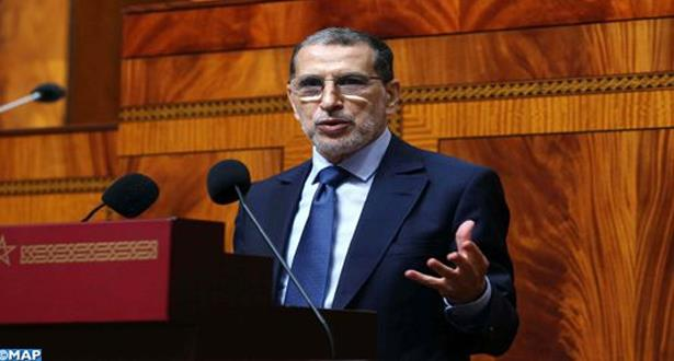 جلسة عامة في مجلس النواب لتقديم أجوبة رئيس الحكومة