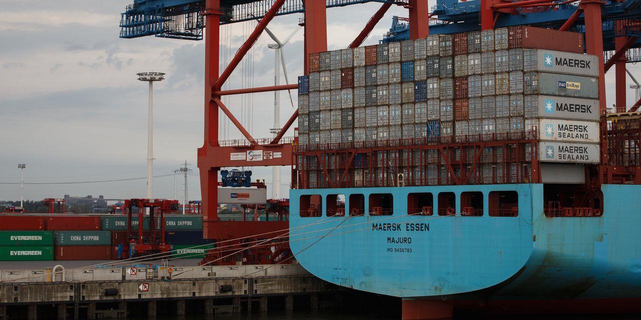 سفينة شحن في طريقها من الصين إلى الولايات المتحدة تفقد 750 حاوية في المحيط