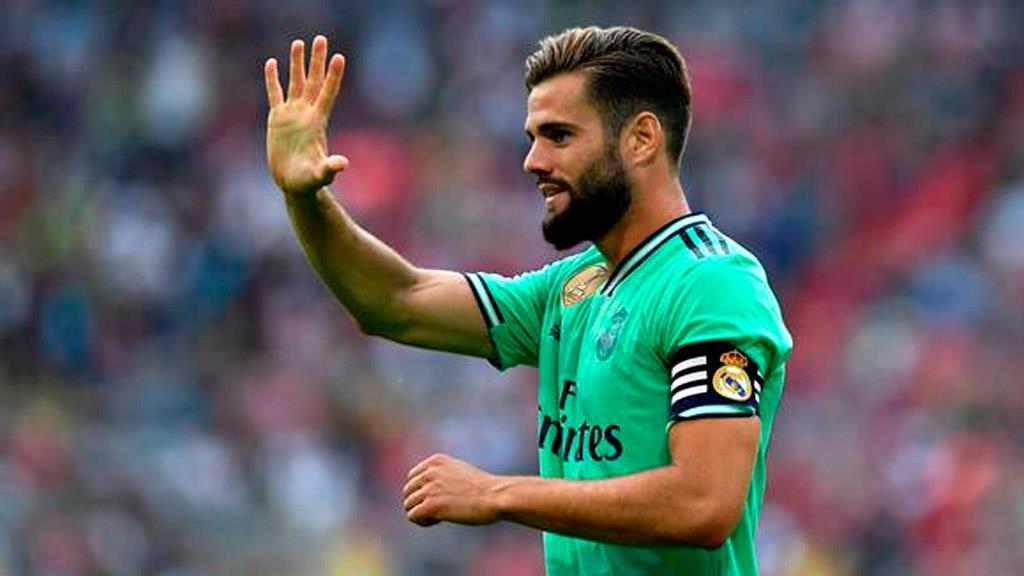 ريال مدريد يعلن إصابة مدافعه ناتشو بكوفيد-19
