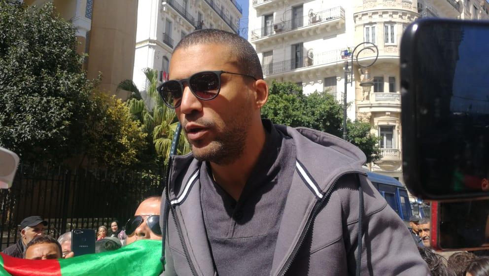 """حزب العمال الجزائري: """"ظروف اعتقال الصحفي خالد درارني لا تطاق"""""""