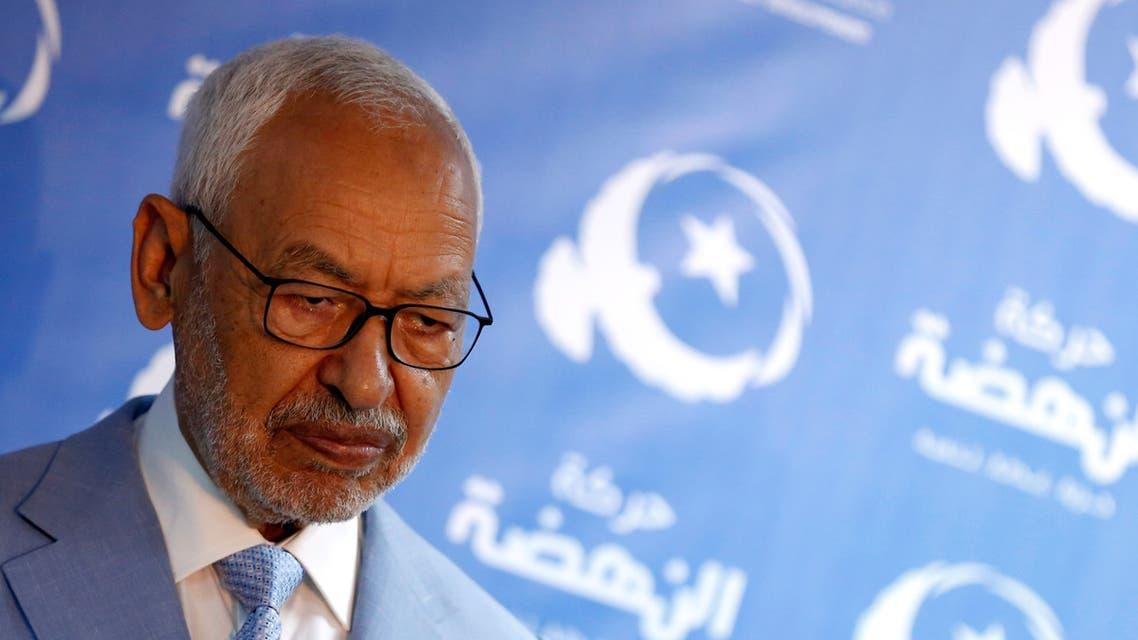 """راشد الغنوشي: """"دور رئيس الدولة رمزي في تونس"""""""