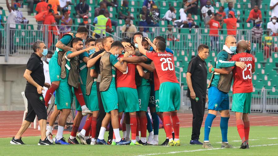 CHAN 2021: le Maroc affronte le Cameroun en demi-finale