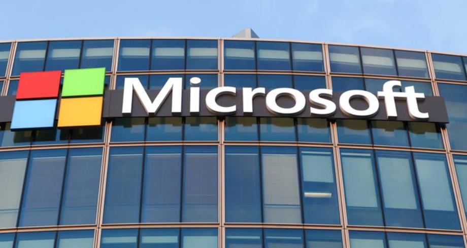 """""""مايكروسوفت"""" ثاني أكبر شركة أمريكية تصل قيمتها السوقية إلى تريليوني دولار"""