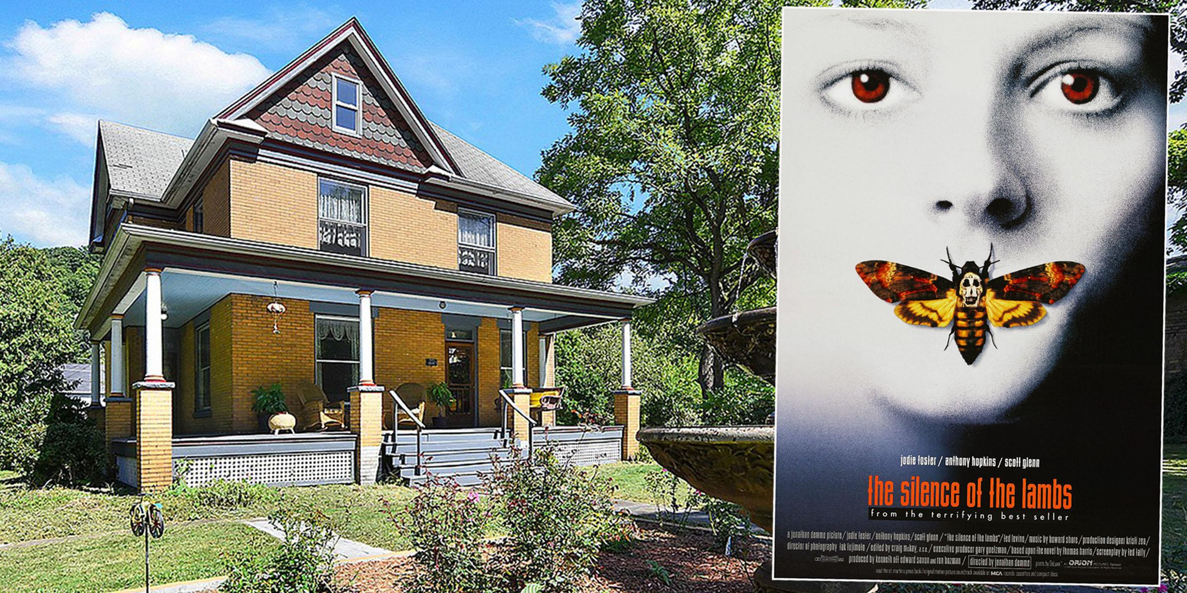 """منزل السفاح في فيلم """"سايلانس أوف ذا لامبس"""" يفتح قريبا أمام النزلاء"""