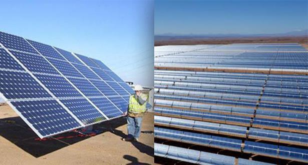 """البنك الدولي يوافق على تمويل إضافي لمجمع الطاقة الشمسية المغربي """"نور ميدلت"""""""
