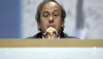 """UEFA: Platini peut revenir à n'importe quel poste """"sauf footballeur"""", dit Ceferin"""