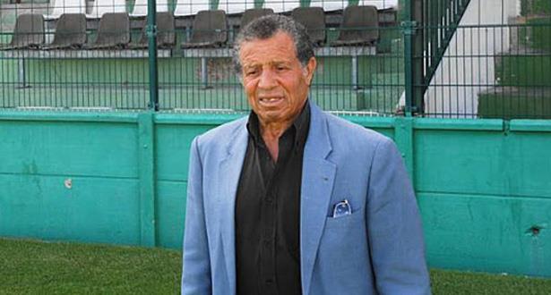 Décès de l'ancien international marocain Larbi Chicha à l'âge de 86 ans