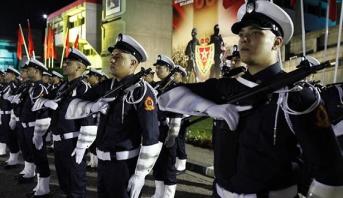 عرض آليات تعزيز شفافية مباريات التوظيف داخل أسلاك الشرطة في إطار الأبواب المفتوحة للأمن