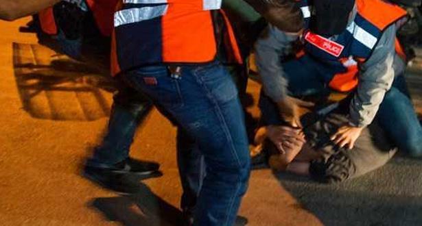 فاس .. الرصاص لتوقيف شخص عرض المواطنين وعناصر الشرطة لتهديد جدي وخطير