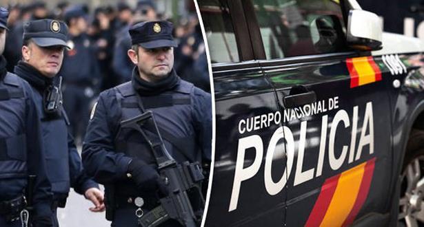 إلقاء القبض على مغربي بالقرب من مدريد لإشادته بالإرهاب والدعاية للجماعات المتطرفة