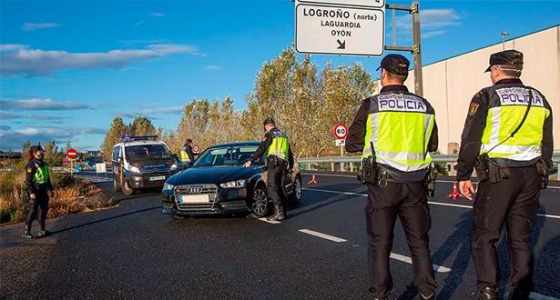 إسبانيا تتجه إلى حظر تجول والولايات المتحدة تسجل عددا قياسيا من الإصابات بكورونا