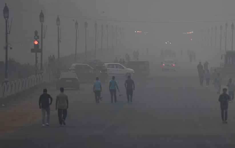Pollution: l'Inde, le pays le plus exposé aux particules fines au monde (rapport)
