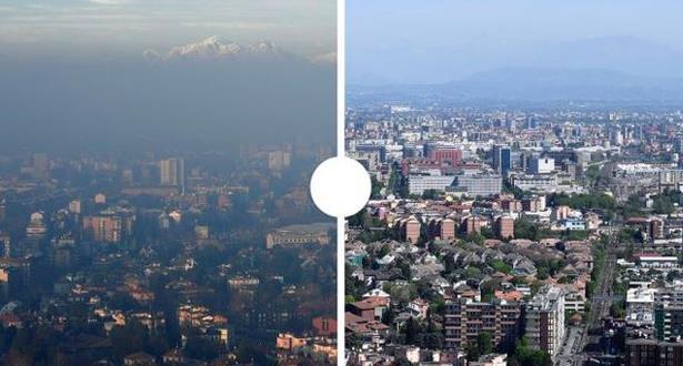 ازدياد انبعاثات ثاني أكسيد الكربون وغاز الميثان في عام 2020