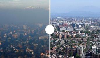 تسجيل انخفاض في انبعاثات ثنائي أكسيد الكربون بسبب حالات الإغلاق العام