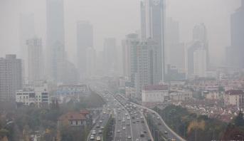 دراسة : تلوث الهواء يزيد خطر الوفاة بكوفيد-19 بنسبة 15 %