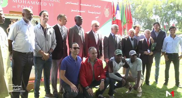 انطلاق منافسات الدورة الثالثة لجائزة محمد السادس الدولية للبولو بالرباط
