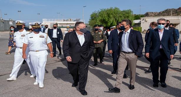 """Méditerranée: les Etats-Unis soutiennent """"fortement"""" le dialogue entre Athènes et Ankara"""